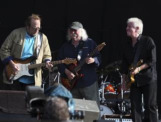 Stephen Stills, David Crosby, Graham Nash