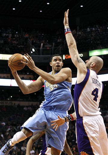 JaVale McGee, Marcin Gortat
