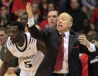 Mick Cronin, Justin Jackson