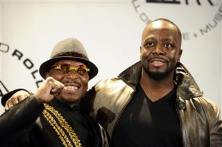 Jimmy Cliff, Wyclef Jean