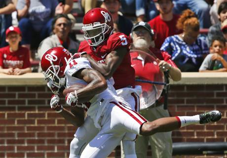 Marquise Brown, Parnell Motley