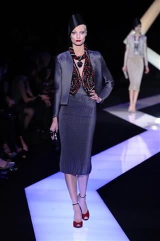 Paris Fashion Armani