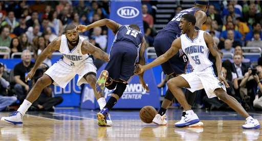Bobcats Magic Basketball