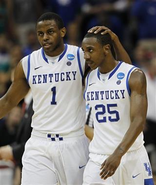 Darius Miller, Marquis Teague