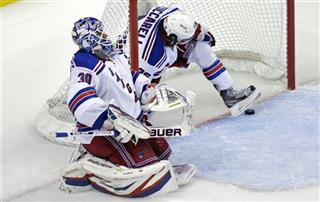 Henrik Lundqvist, Mats Zuccarello