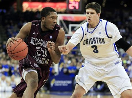 Doug McDermott, Gavin Thurman