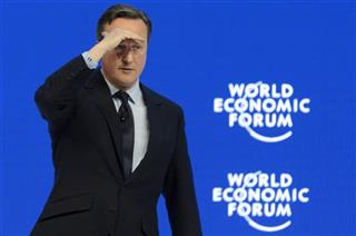 Switzerland Davos Forum