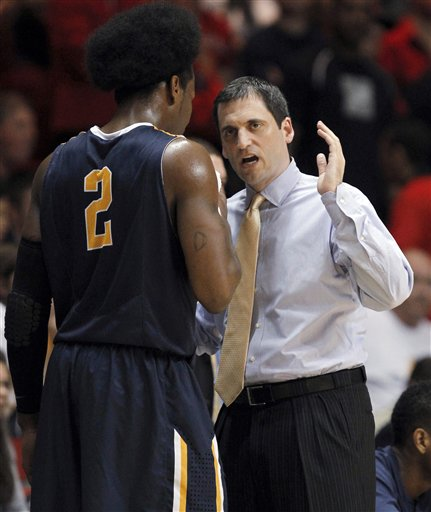 Steve Prohm, Ed Daniel