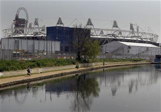 Britain Olympic London 2012 Bike Trails