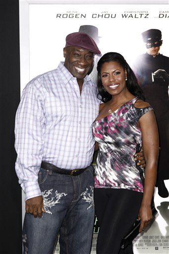 Michael Clarke Duncan, Omarosa Manigault