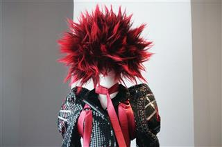 Fashion Met Exhibit Punk