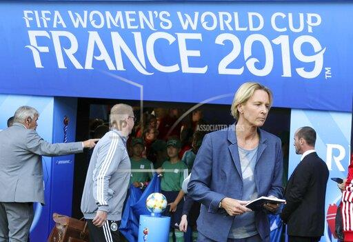 firo: 08.06.2019, Football, Women, Women, 2018/2019, FIFA World Cup in France, Women's World Cup, National Team, Germany, GER - China