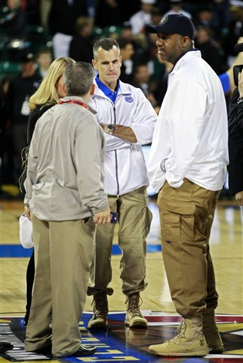 Billy Donovan, John Thompson III