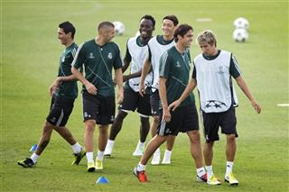 Mesut Ozil, Karim Benzema, Essien, Kaka, Coentrao