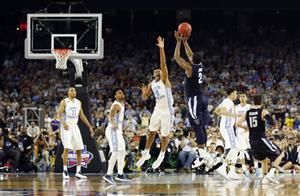 Villanova Jenkins Basketball