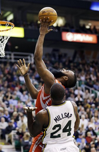 James Harden, Paul Millsap