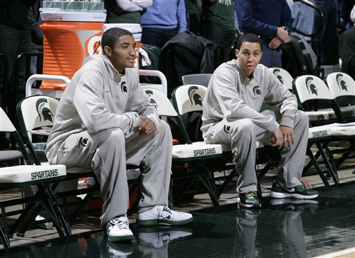 Gary Harris, Travis Trice