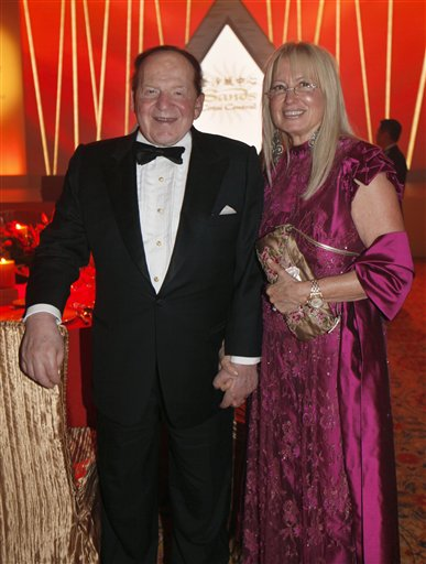 Sheldon Adelson, Miriam Ochsorn