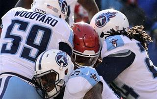 Wesley Woodyard, Avery Williamson, Daimion Stafford, Spencer Ware