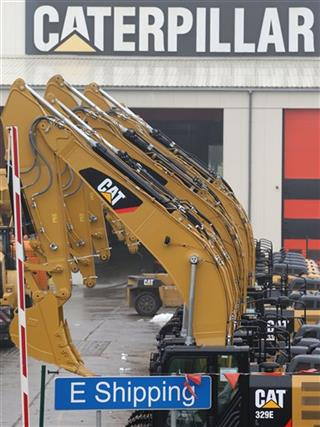 Belgium Caterpillar Layoffs