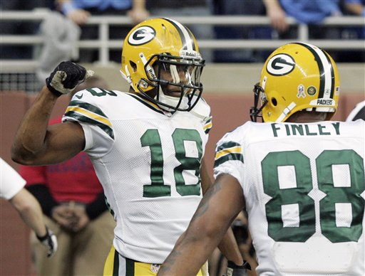 Randall Cobb, Jermichael Finley