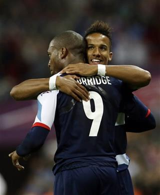 Scott Sinclair, Daniel Sturridge