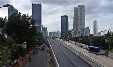 Indonesia Economy Restrained Giant