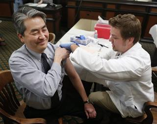 Capitol Flu Vaccine Clinic