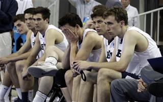 NCAA Men UC Irvine BYU Volleyball