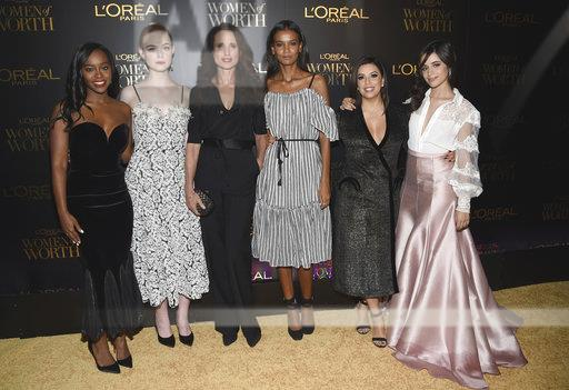 2017 L'Oreal Women of Worth Awards
