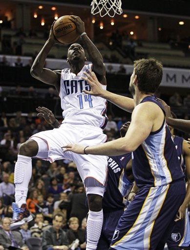 Michael Kidd-Gilchrist, Marc Gasol