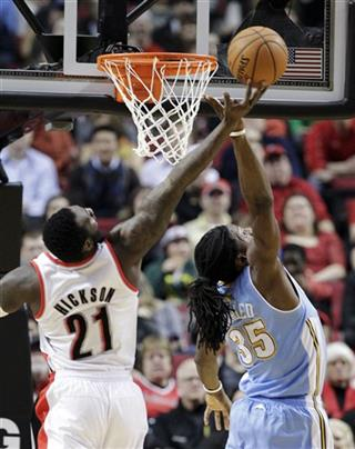 J.J. Hickson, Kenneth Faried
