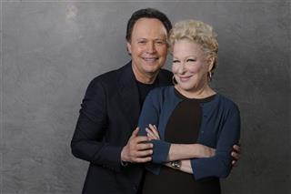 Billy Crystal, Bette Midler