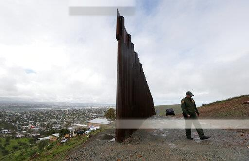 State of the Union Border Wall