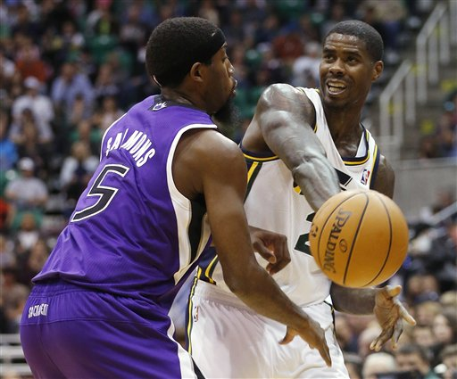 Marvin Williams, John Salmons