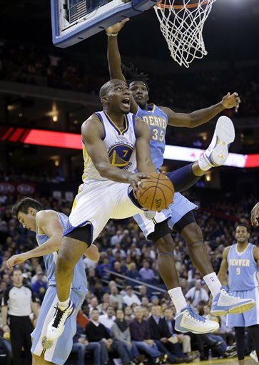 Carl Landry, Kenneth Faried