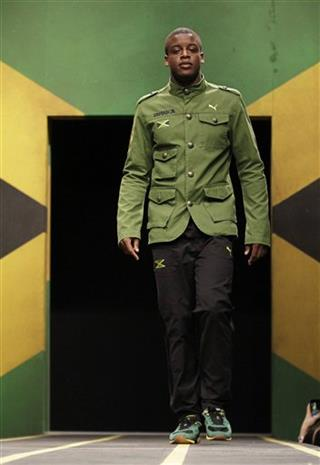 Britain Jamaica Olympic