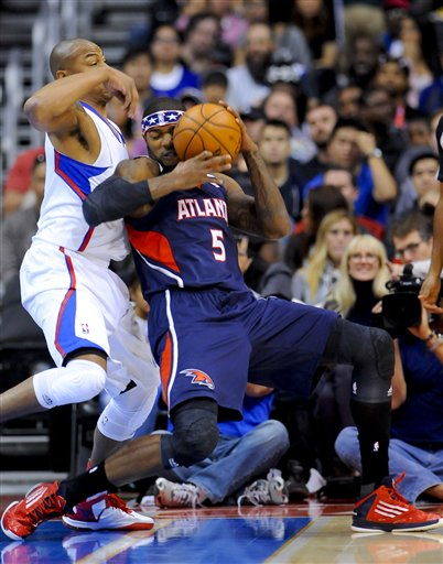 Josh Smith, Caron Butler