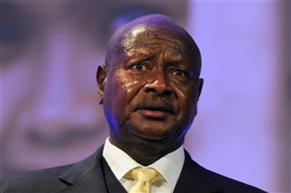 Yoweri Museveni