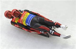 Germay Luge World Cup