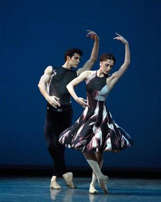 Dance Review-American Ballet Theatre