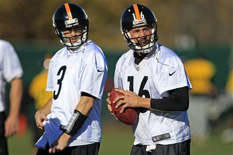 Charlie Batch, Brian Hoyer
