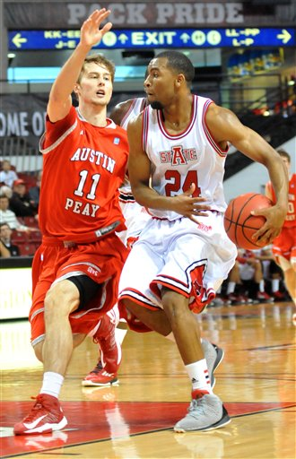 Austin Peay Arkansas St Basketball