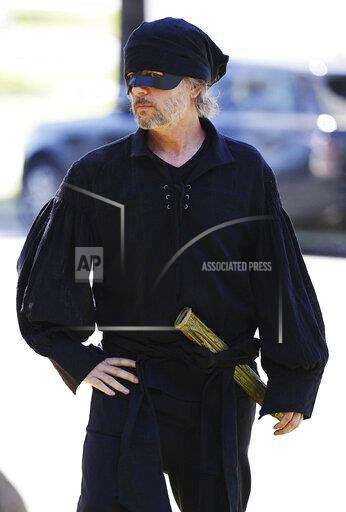 David Spade is seen in Los Angeles - 5/21/20