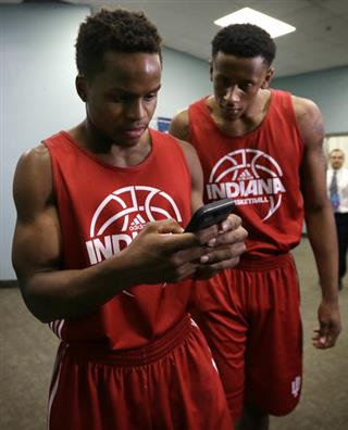Yogi Ferrell, Troy Williams