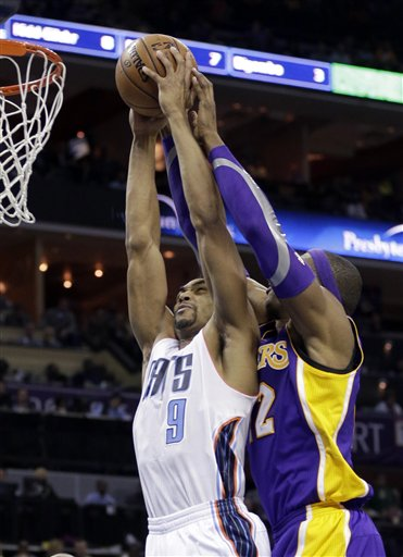 Gerald Henderson, Dwight Howard