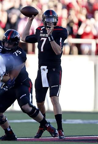 Central Arkansas Texas Tech Football