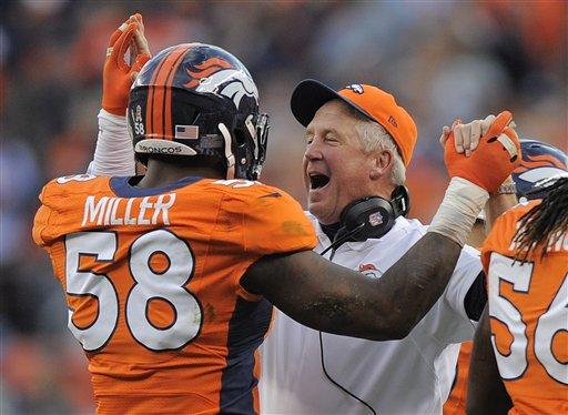 Von Miller, John Fox