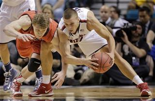 P12 Utah Arizona Basketball