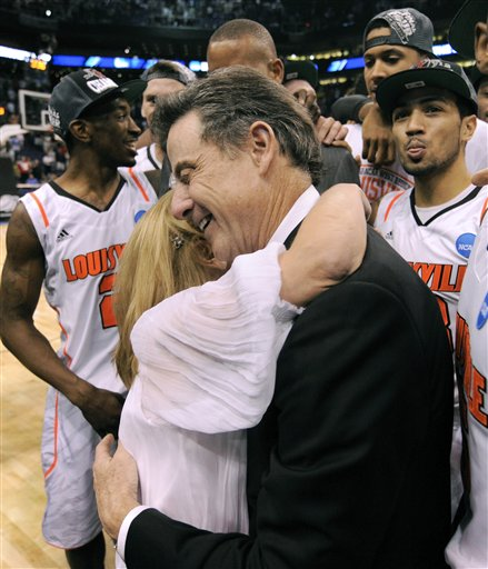 Rick Pitino, Joanne Minardi,